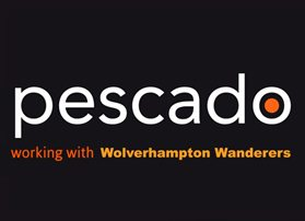 Pescado working with Wolverhampton FC