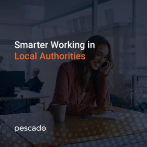Smarter working in local authorities