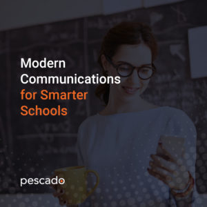 Modern communications for smarter schools
