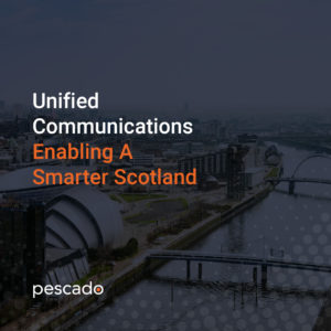 Unified communications enabling a smarter Scotland