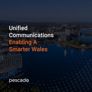Unified communications enabling a smarter Wales
